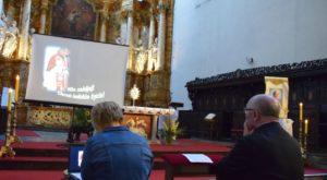 Wieczornica  grupy św.. Jana Pawła II