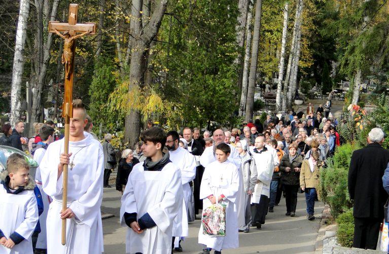 Uroczystość Wszystkich Świętych