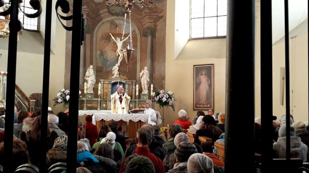 Eucharystia w Godzinę Łaski