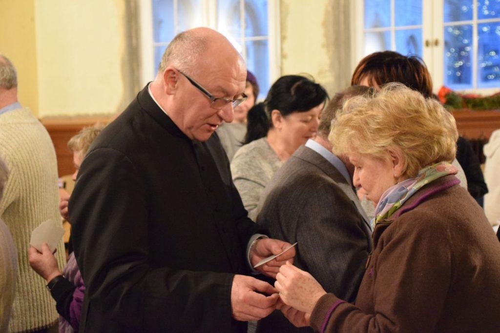 Spotkanie Opłatkowe Rodziny Parafialnej