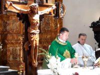 Msza św. prymicyjna księdza Michała