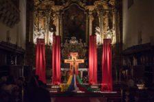 Nabożeństwo Taize w jeleniogórskiej Bazylice