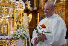 Księże Dominiku witamy w naszej Wspólnocie!
